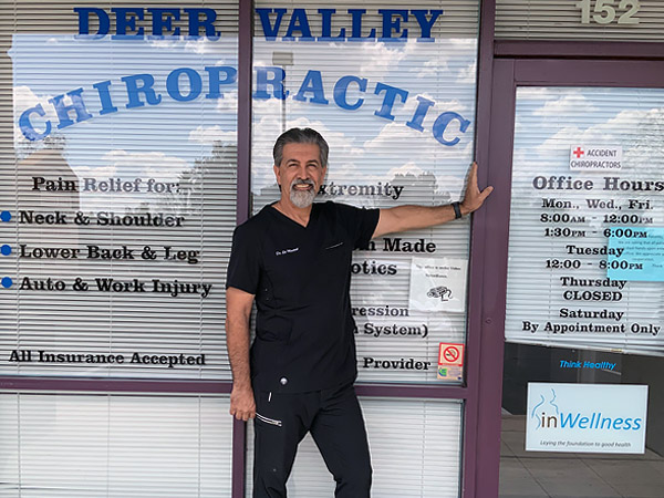 About Deer Valley Chiropractic