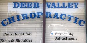 Contact Deer Valley Chiropractic